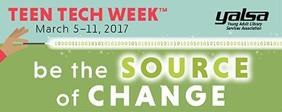 Teen Tech Week 2017 logo