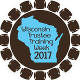 Wisconsin Trustee Training Week 2017 logo